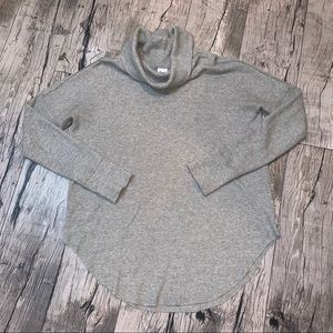 Grey Size Small TNA Waffle Thermal Cowlnwck